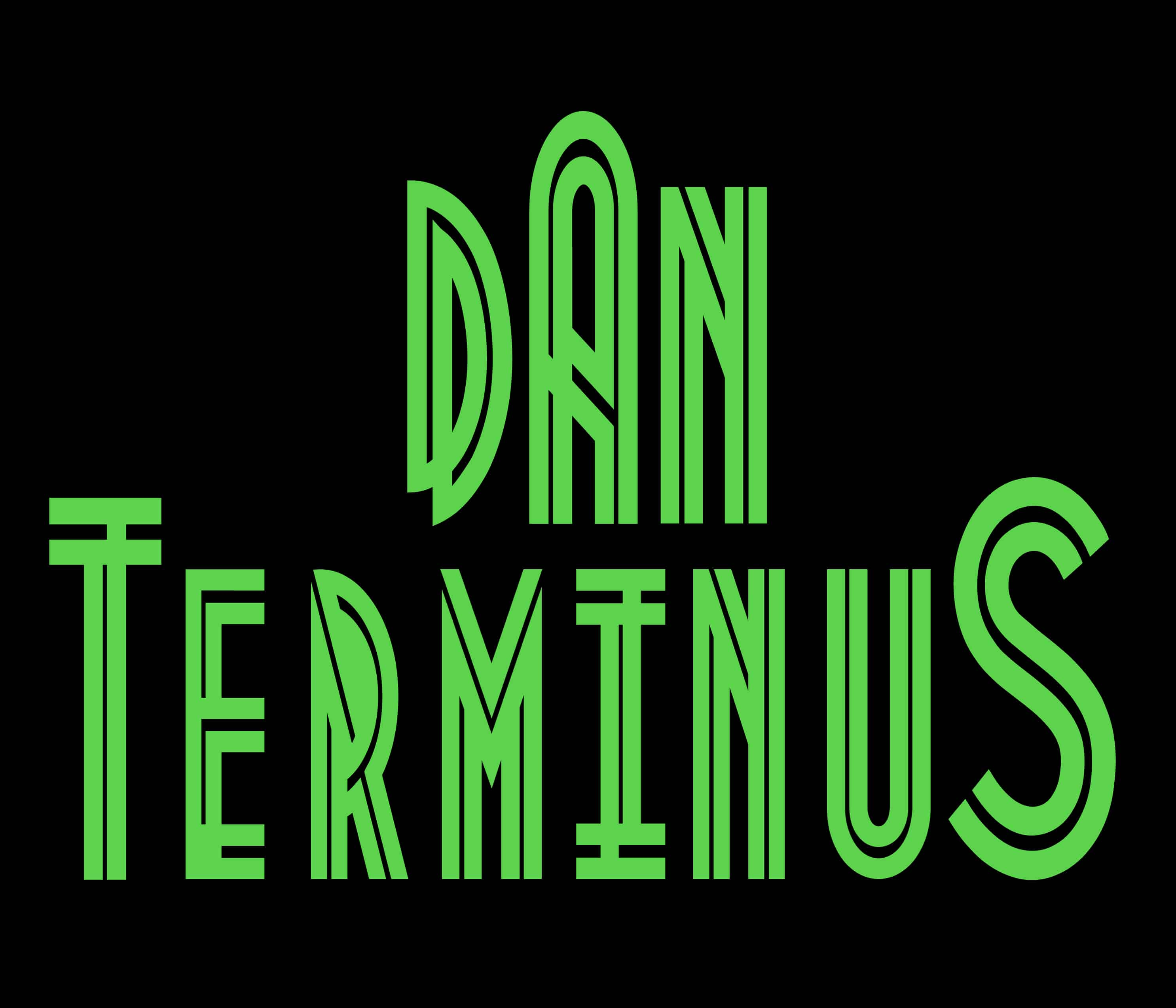 Dan Terminus graphic design