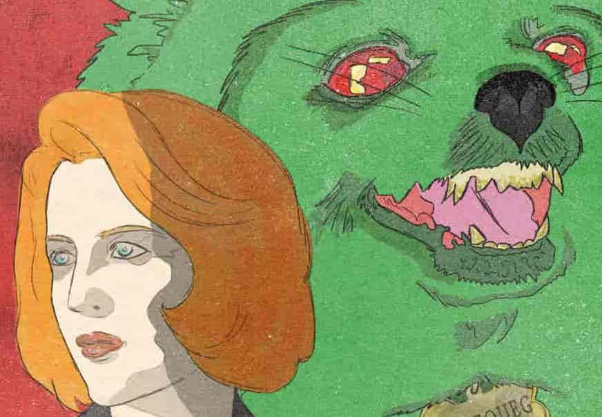 Dana & The Pomeranian Terror