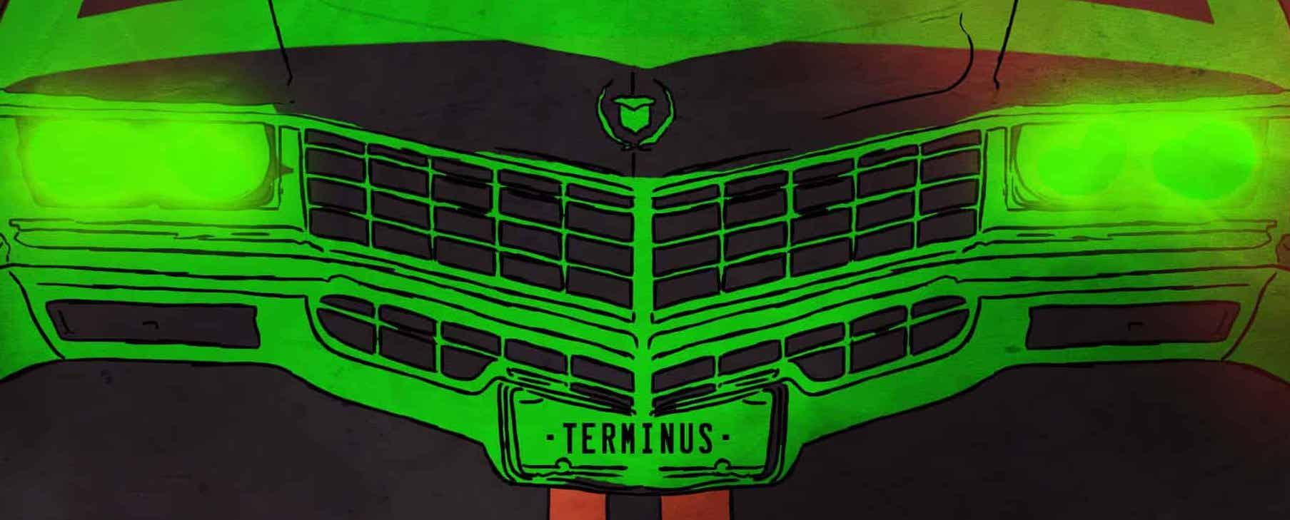 Dan Terminus – Le Transbordeur