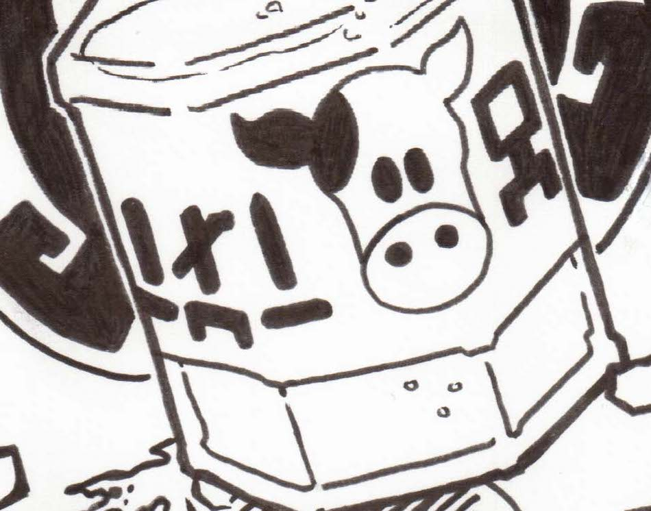 Got Milk? / Death Peach