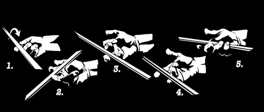 Drum trick